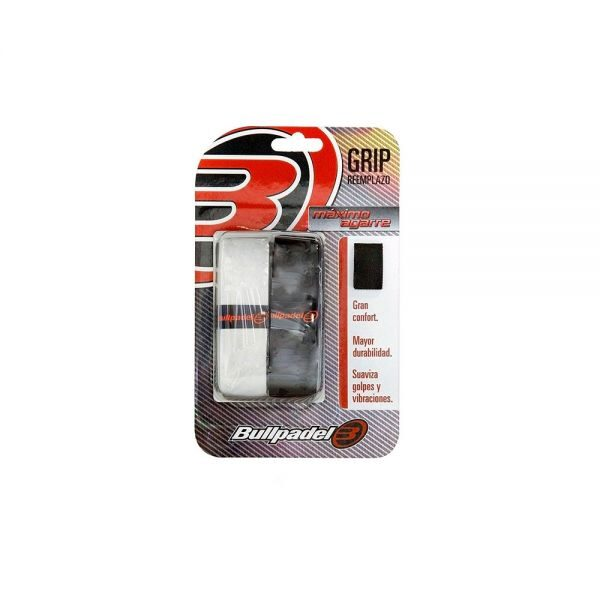 GRIPS Bullpadel GR-1210 Blanco Negro