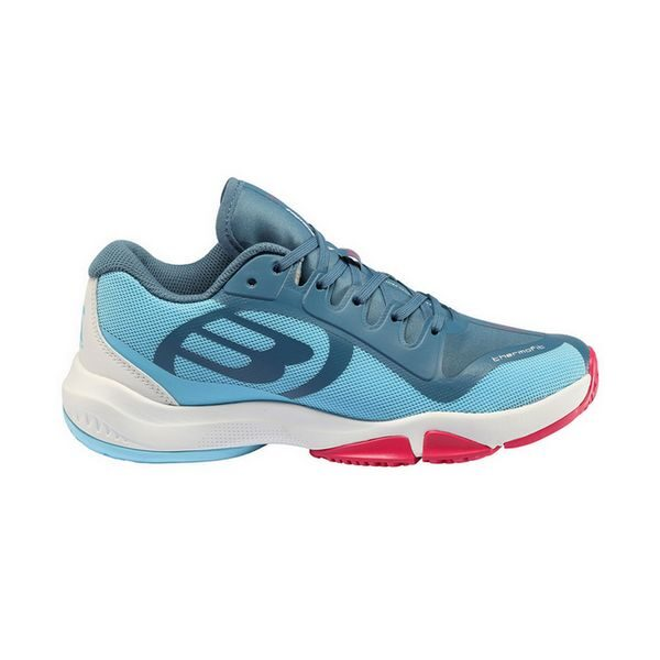 Zapatillas Flow W20 Celeste Bullpadel