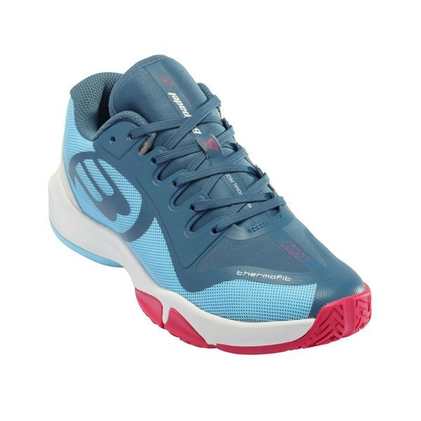 Zapatillas Flow W20 azul Bullpadel