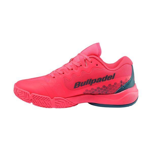 Zapatillas Flow W20 en rosa mujer Bullpadel