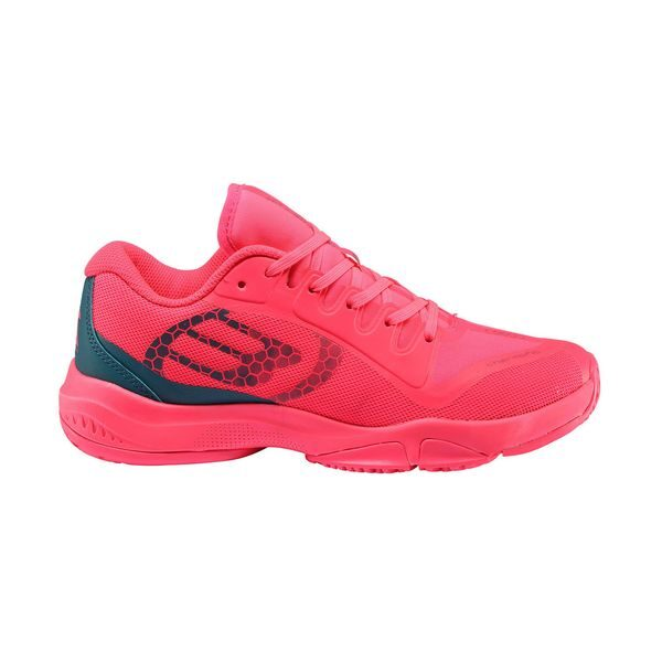 Zapatillas Flow W20 rosa Bullpadel