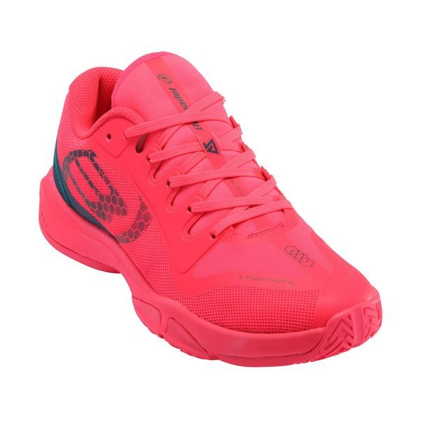 Zapatillas Flow W20 rosa de Bullpadel